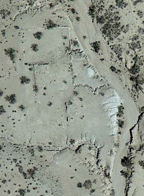 Mason's Ranch Satellite Image