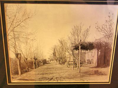 Mesilla Plaza, 1900