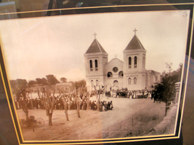 San Albino Church, 1908