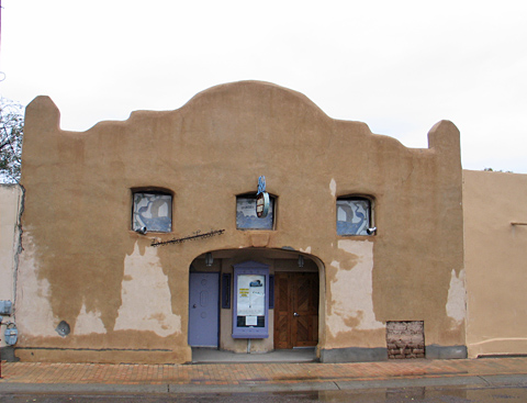 Fountain Theater - Mesilla, New Mexico